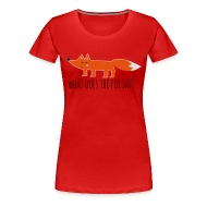 funny what does the fox say ring ding meme song t shirts womens premium t shirt funny what does the fox say ring ding meme song t shirt spreadshirt