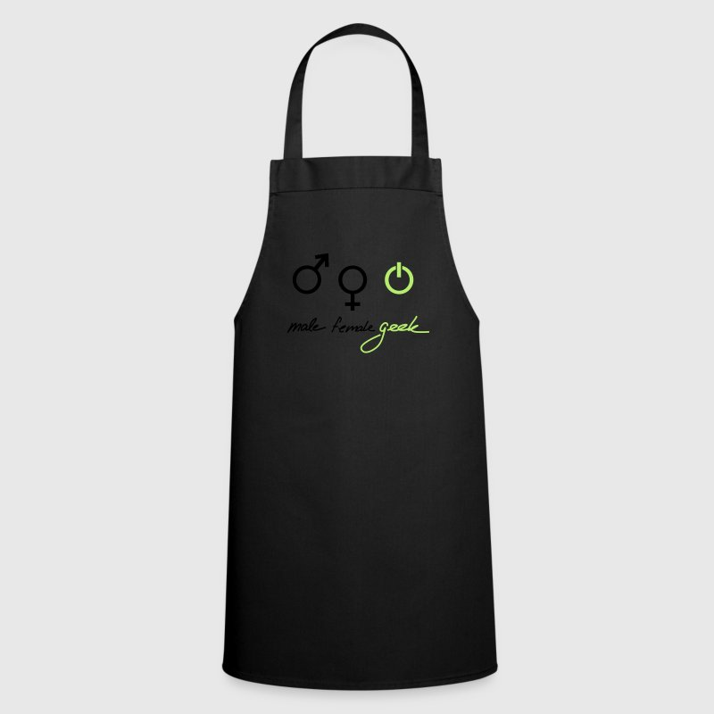 Geek Gender  Aprons - Cooking Apron