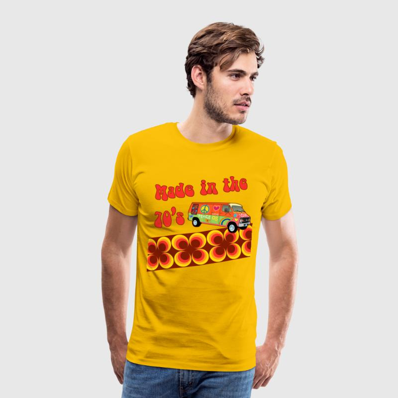 made in the 70s T-Shirts - Men's Premium T-Shirt