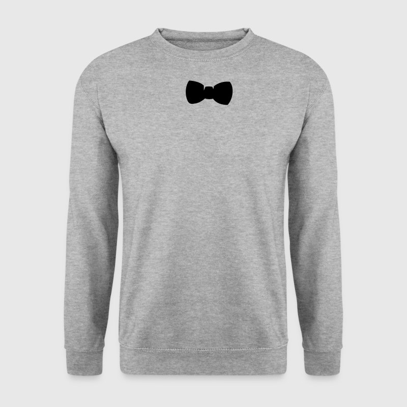 Bowtie Fliege Strik nœud papillon swag hipster Sweat-shirts - Sweat-shirt Homme
