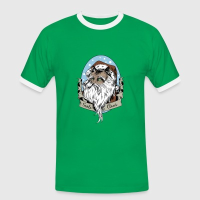 santa_claws Bags & backpacks - Men's Ringer Shirt