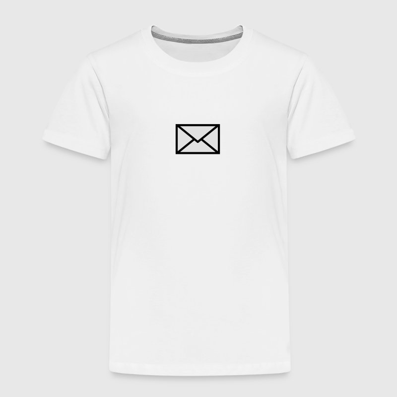 Post, Briefkuvert T-Shirts - Kinder Premium T-Shirt