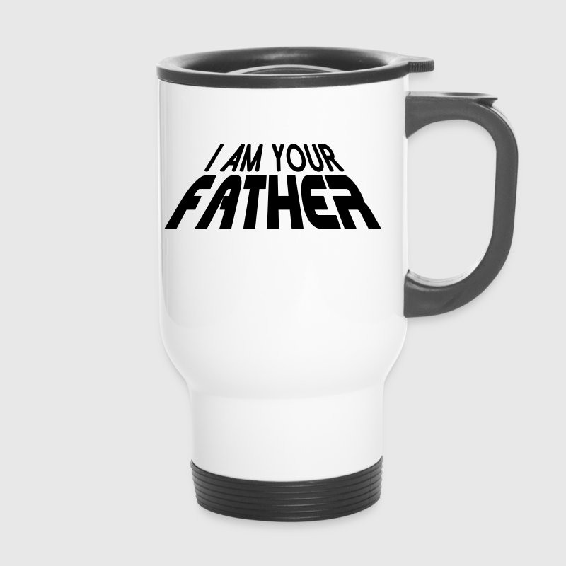 I am your FATHER 3D (1c) Flasker & krus - Termokrus