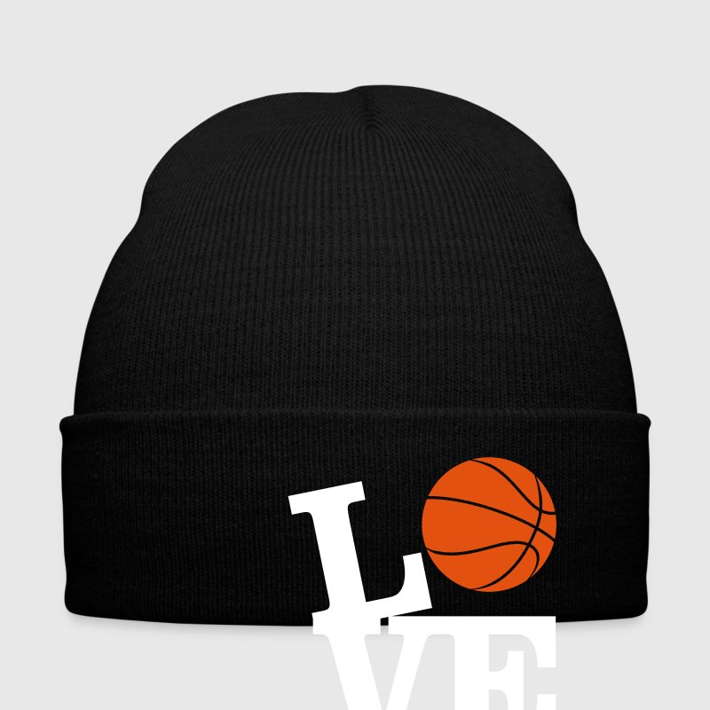 Love Basketball Caps & Hats - Winter Hat
