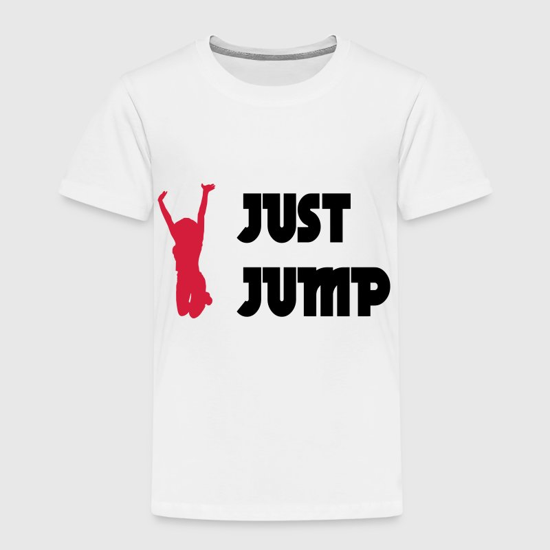 Just jump Shirts - Kids' Premium T-Shirt