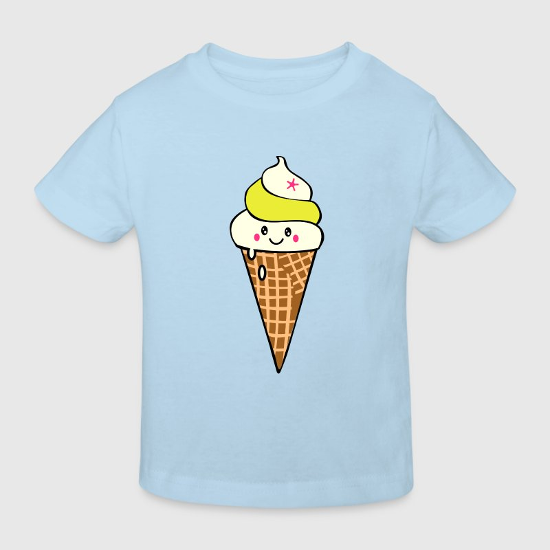 Ice cream T-Shirts - Kinder Bio-T-Shirt