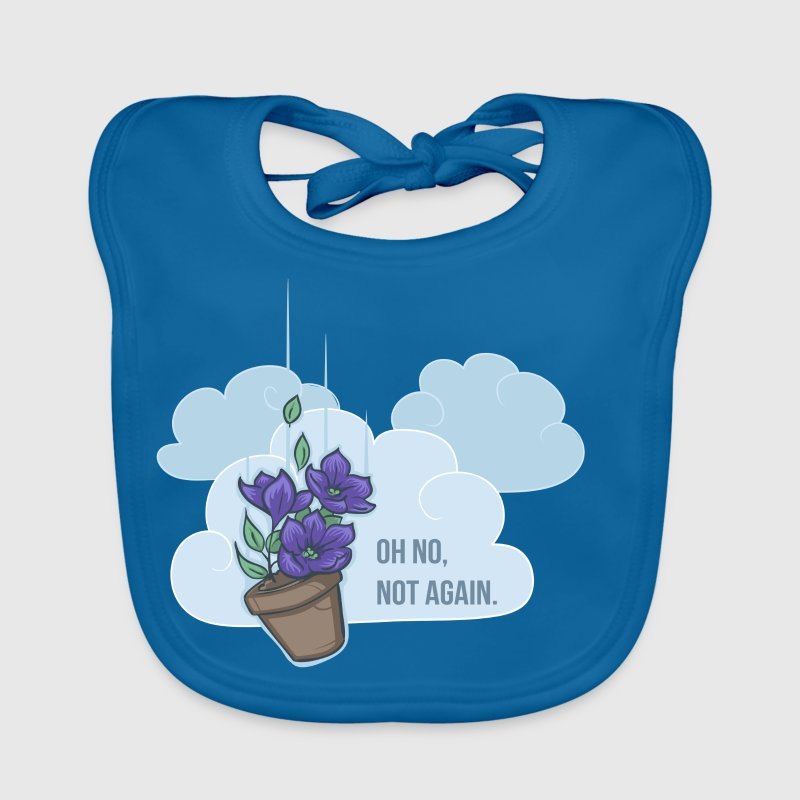 Oh no, not again! Accessories - Baby Organic Bib