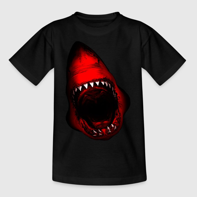 Shark Attack Tee shirts - T-shirt Enfant