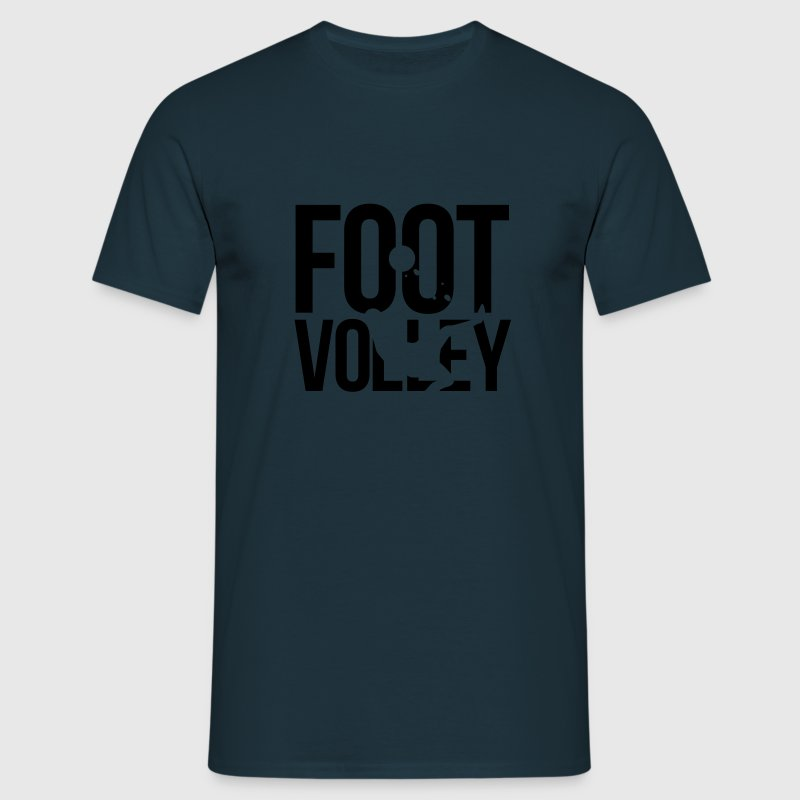 footvolley T-Shirts - Männer T-Shirt