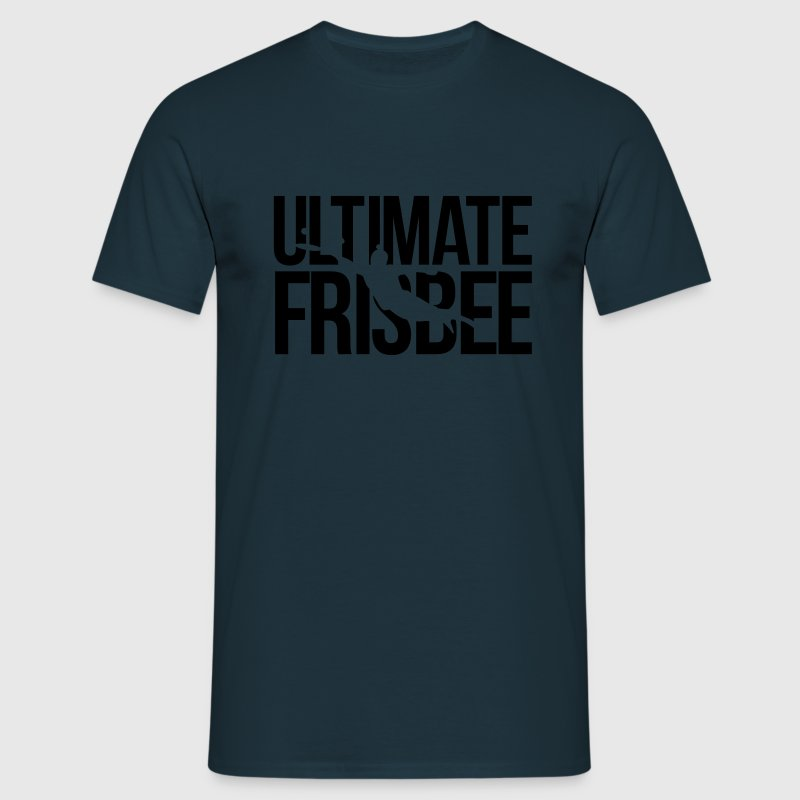 ultimate frisbee T-shirts - Mannen T-shirt