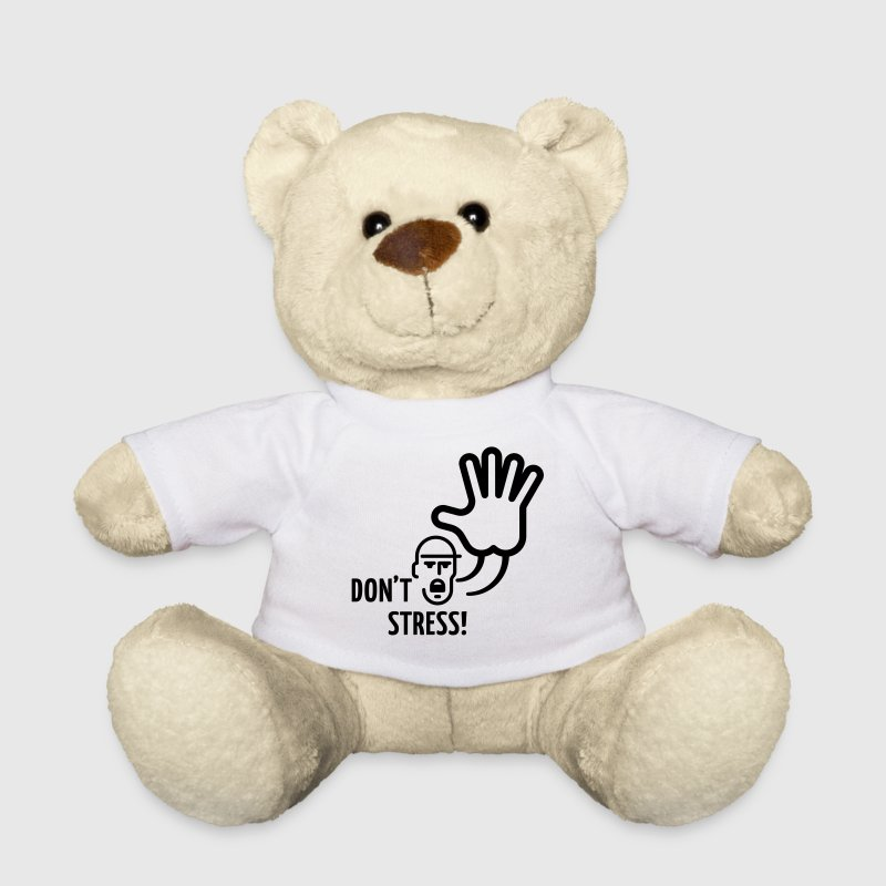 Don't Stress! Teddies - Teddy Bear