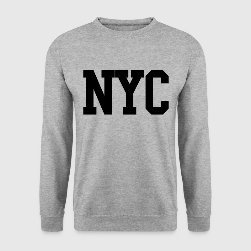 NYC Hoodies & Sweatshirts - Men's Sweatshirt