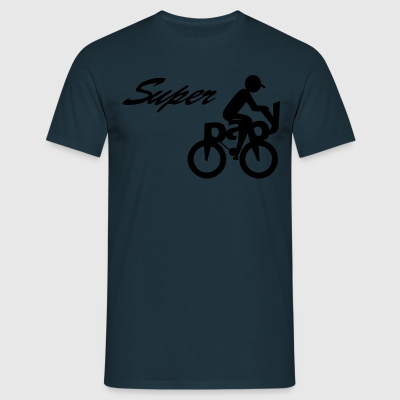 super papy Tee shirts - T-shirt Homme