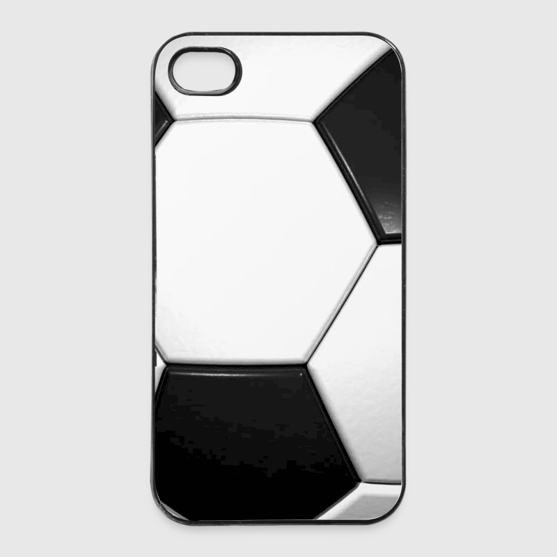 Fußball Handy EM i phone pad Sport Geschenk Fun Handy & Tablet Hüllen - iPhone 4/4s Hard Case
