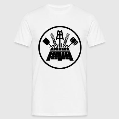 suchbegriff 39 zunft 39 t shirts online bestellen spreadshirt. Black Bedroom Furniture Sets. Home Design Ideas