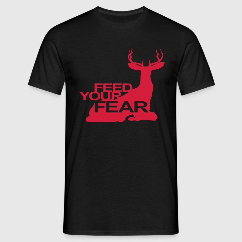 Feed your fear (Hannibal) T-Shirts - Men's T-Shirt