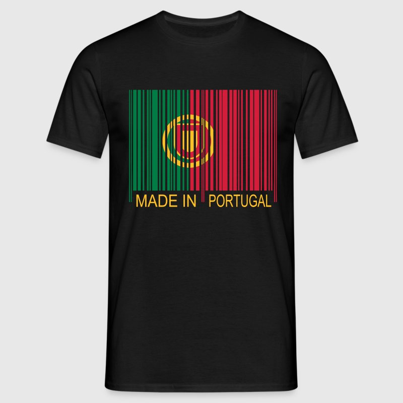 Made in Portugal T-Shirts - Men's T-Shirt