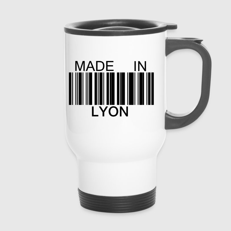 Made in Lyon 69 Bouteilles et tasses - Mug thermos