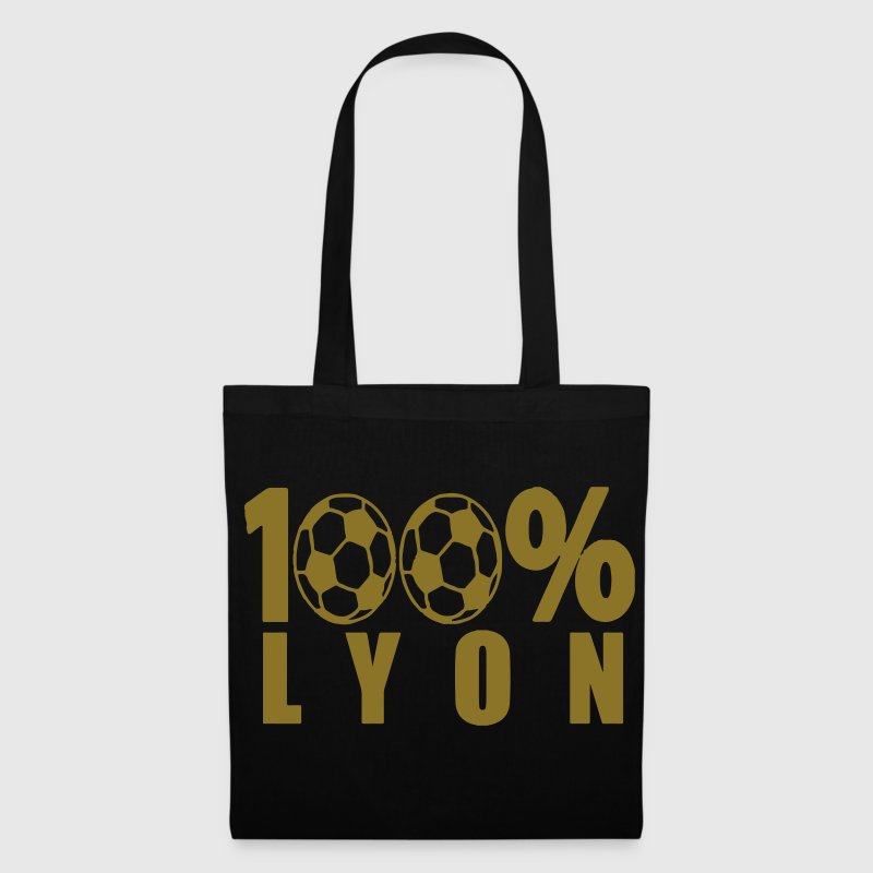 100% Lyon football 69 Sacs et sacs à dos - Tote Bag