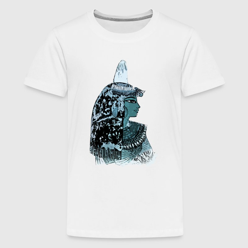 Cleopatra T-Shirts - Teenager Premium T-Shirt