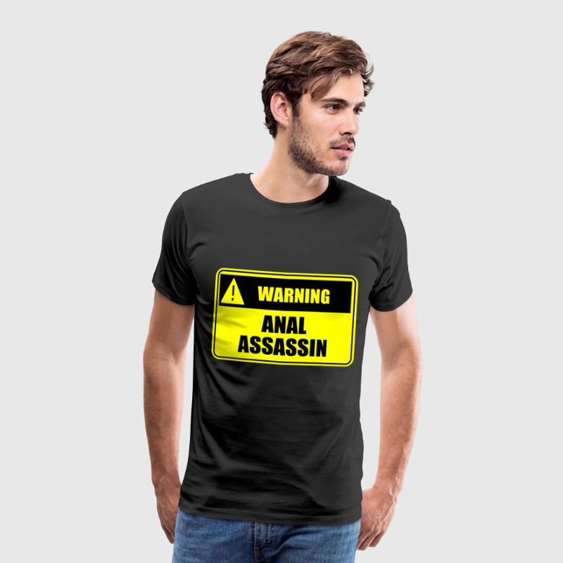 Anal Assassin T-Shirts - Men's Premium T-Shirt