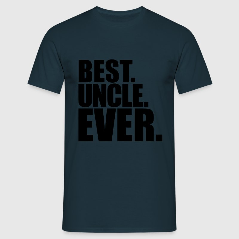 uncle oom T-shirts - Mannen T-shirt