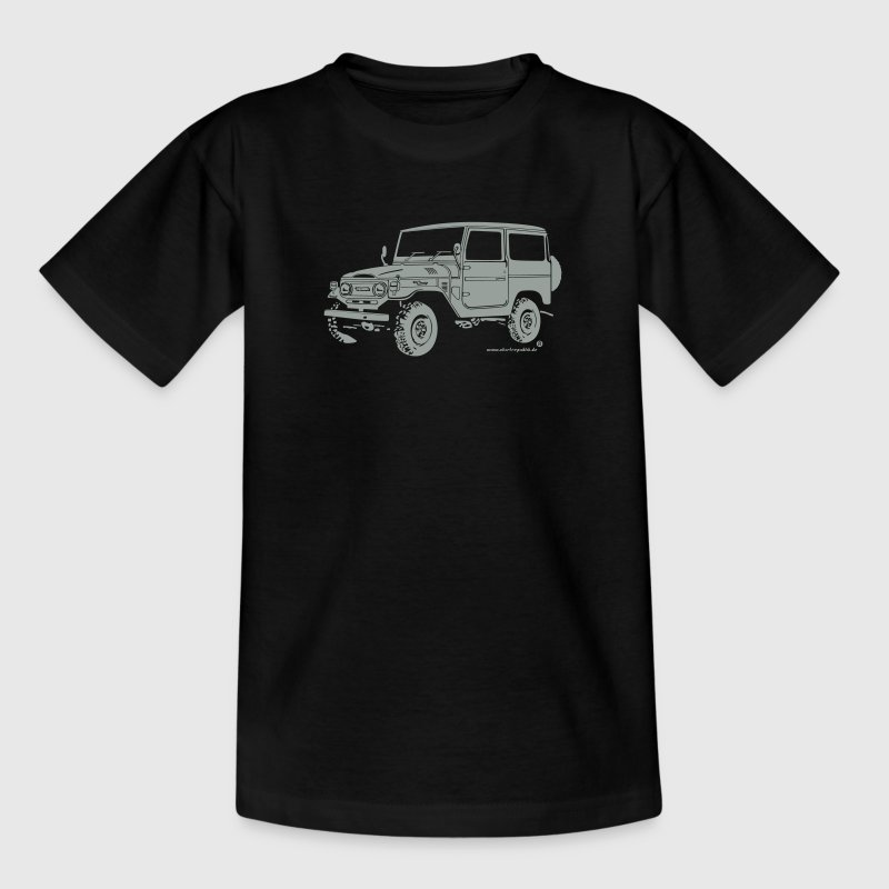 4x4 Offroad T-Shirt - Teenage T-shirt