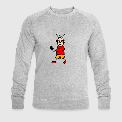 Tennis de table - Ping-pong Tee shirts - Sweat-shirt bio Stanley & Stella Homme