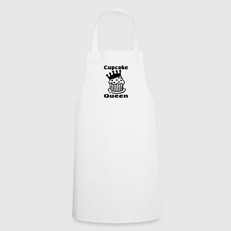 cup cake queen  Aprons - Cooking Apron