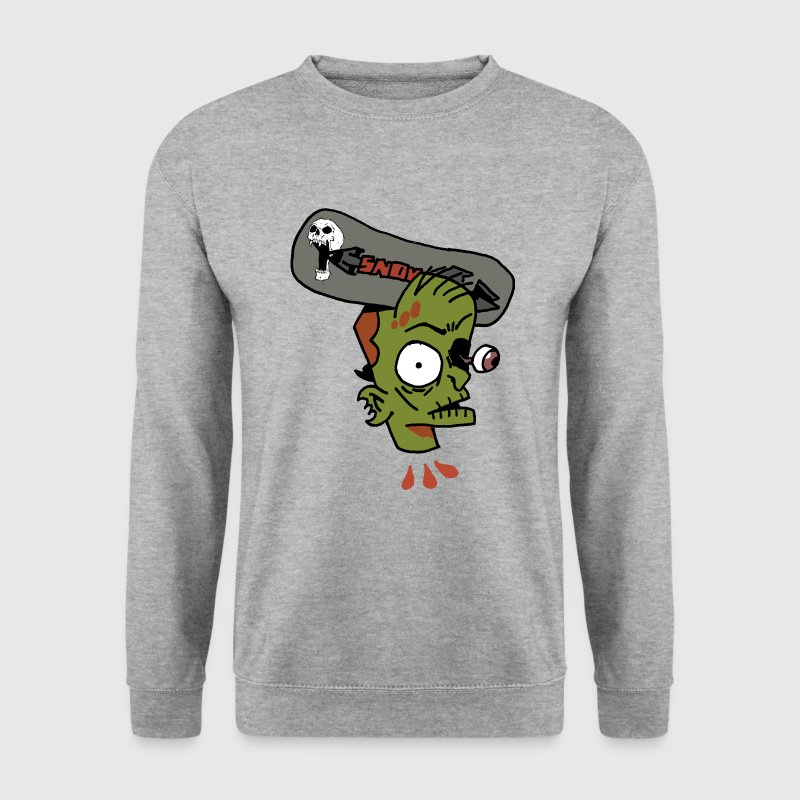 zomb Hoodies & Sweatshirts - Men's Sweatshirt