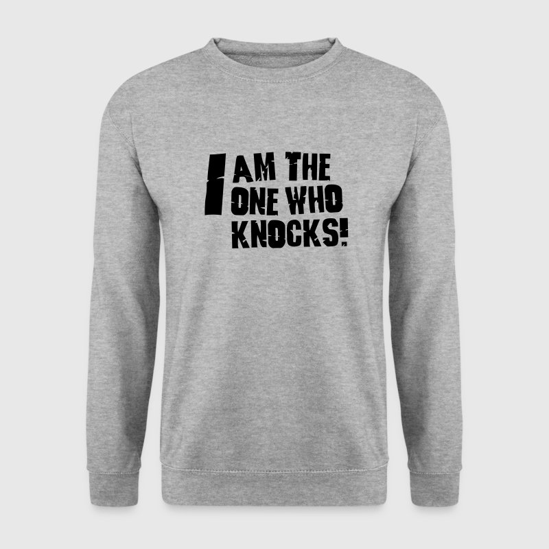 I am the one who knocks Pullover & Hoodies - Männer Pullover