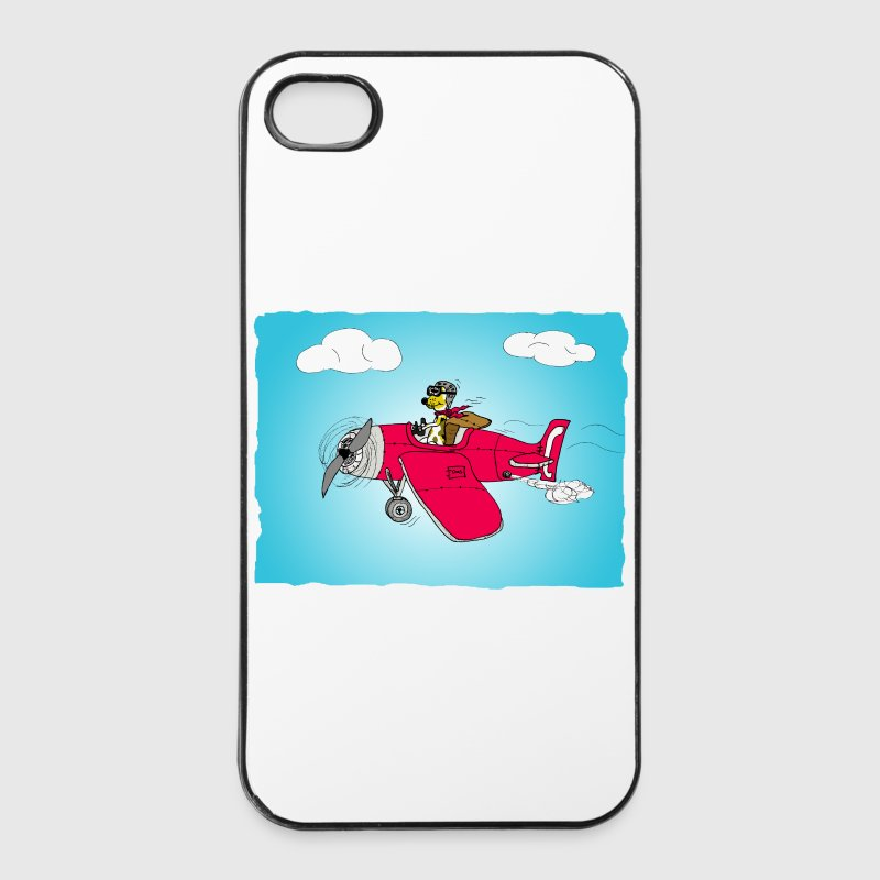 pilot Etuier for mobil & nettbrett - iPhone 4/4s hard case