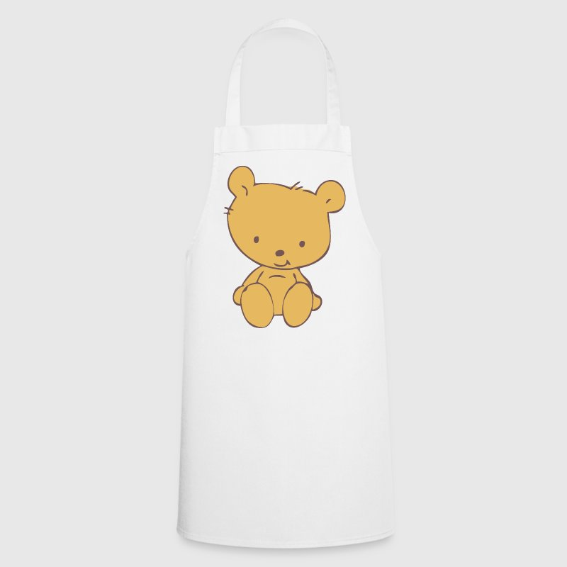 Toy Teddy Bear  Aprons - Cooking Apron