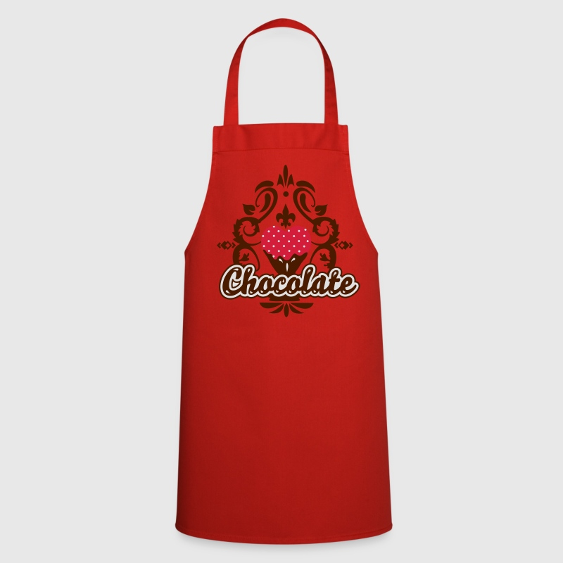 Chocolate Design   Aprons - Cooking Apron