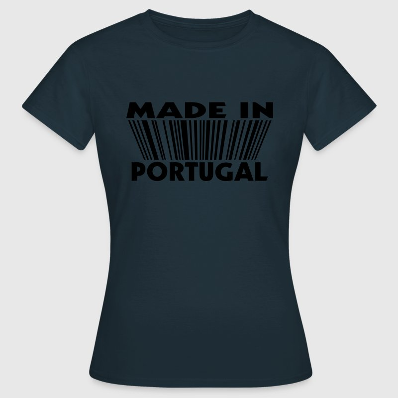 Made in portugal 3D code T-Shirts - Women's T-Shirt