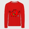 Valerian - Axel Dessin Tee shirts manches longues - T-shirt manches longues Premium Enfant