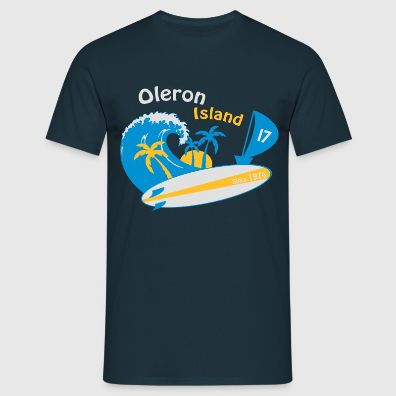 Ile d'Oléron - Men's T-Shirt