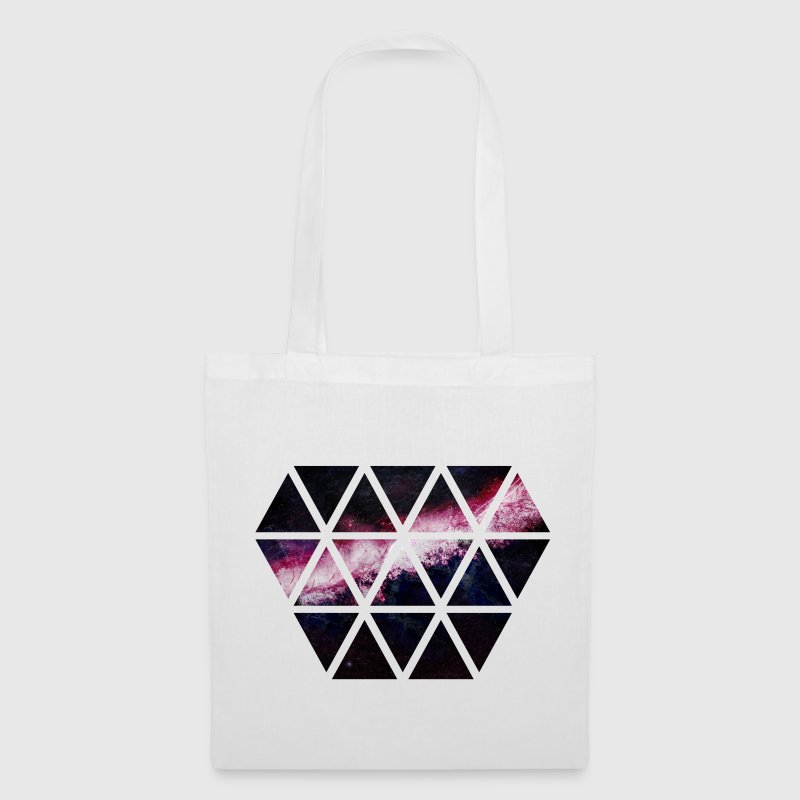 diamond of triangles diamant de triangles Sacs et sacs à dos - Tote Bag