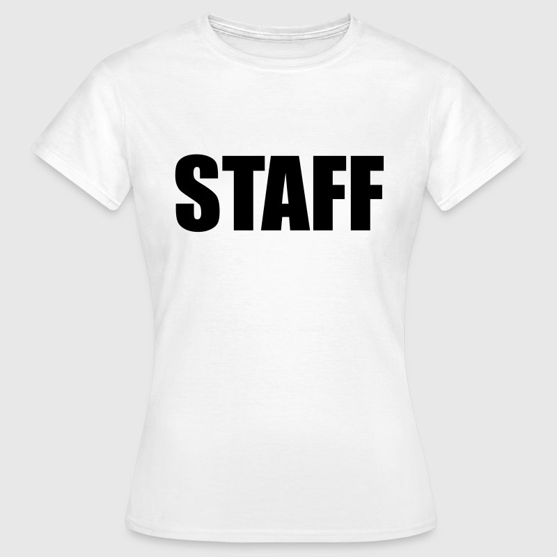 Staff T-Shirts - Women's T-Shirt