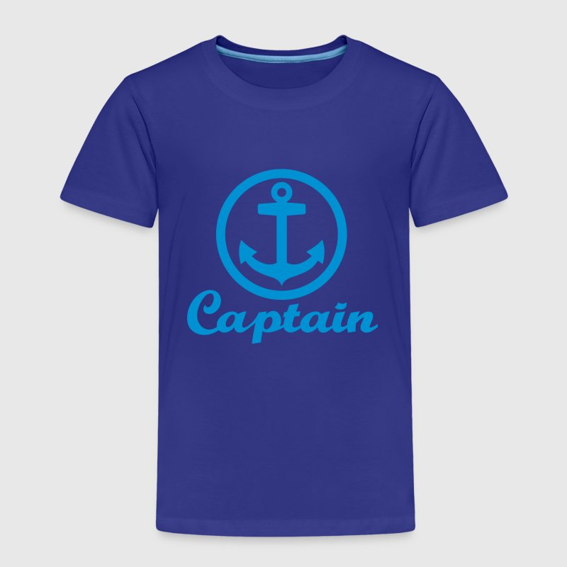 Captain T-Shirts - Kinder Premium T-Shirt