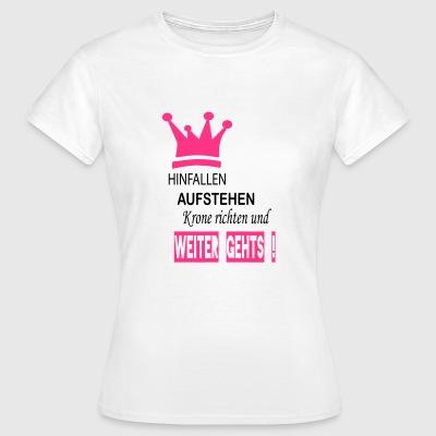 suchbegriff 39 krone richten 39 t shirts online bestellen spreadshirt. Black Bedroom Furniture Sets. Home Design Ideas