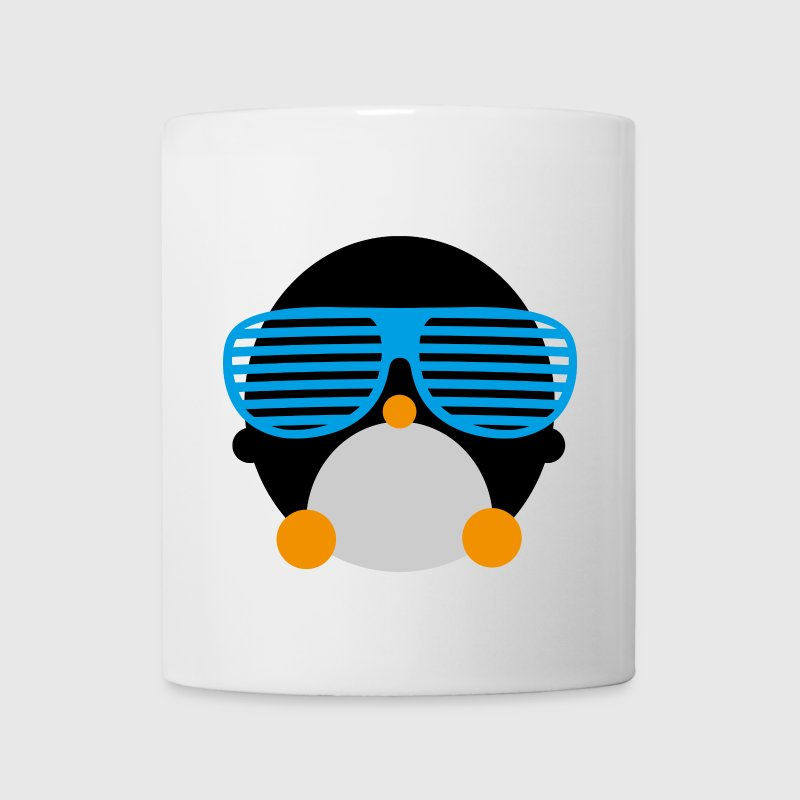 penguin glasses pingvin briller Flasker & krus - Kop/krus