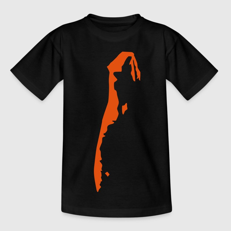 Hiddensee T-Shirts - Kinder T-Shirt