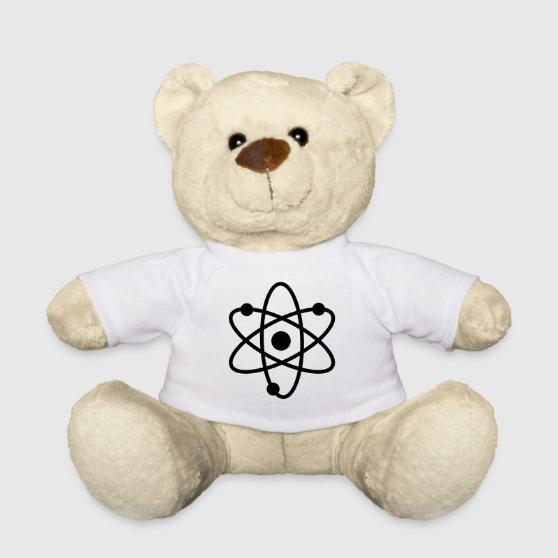 science symbol / nerd Teddies - Teddy Bear