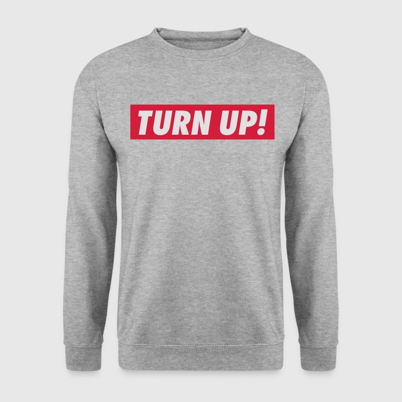 Turn up Sweat-shirts - Sweat-shirt Homme