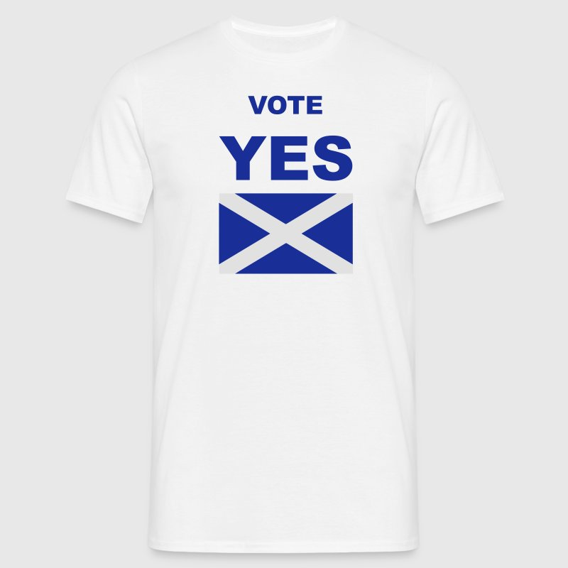Vote Yes T-Shirts - Men's T-Shirt