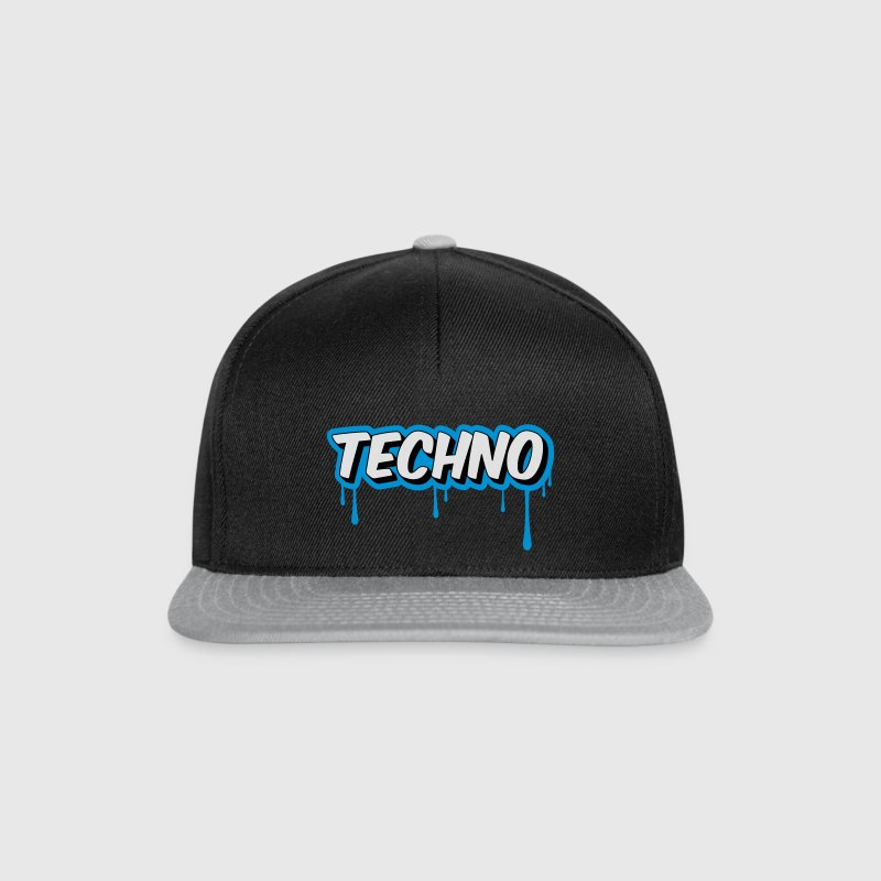 TECHNO - Party Caps & Mützen - Snapback Cap