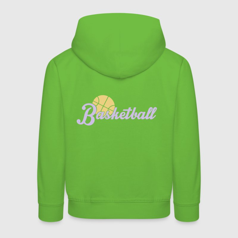 basketball Sweats - Pull à capuche Premium Enfant