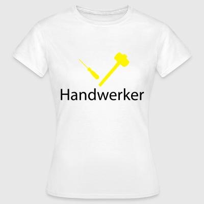 suchbegriff 39 hammer handwerker 39 t shirts online bestellen. Black Bedroom Furniture Sets. Home Design Ideas