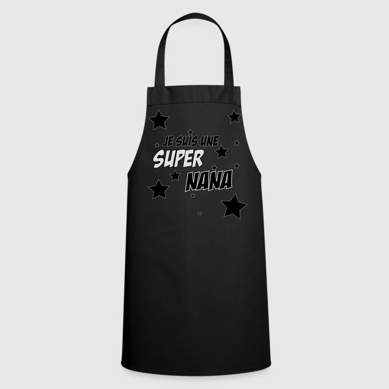 Super Nana - Tablier de cuisine